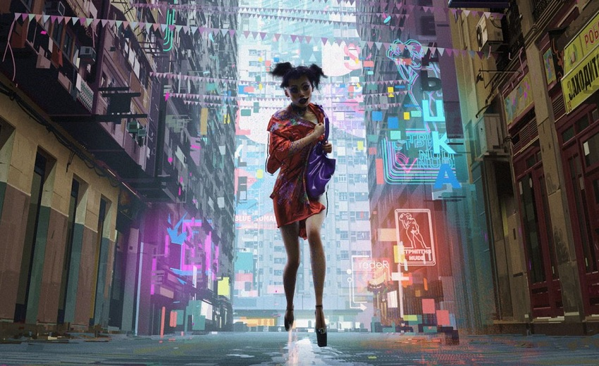Netflix's adult-orientated animated anthology series Love, Death & Robots wants to challenge you 3