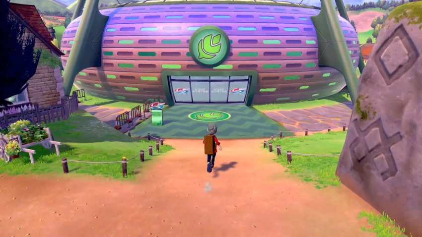 Here's your first look at Pokémon Sword and Pokémon Shield 20
