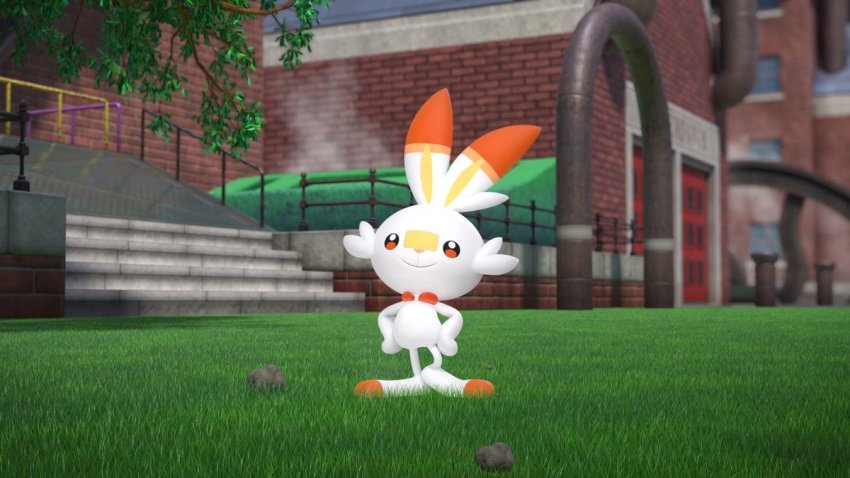 Here's your first look at Pokémon Sword and Pokémon Shield 28