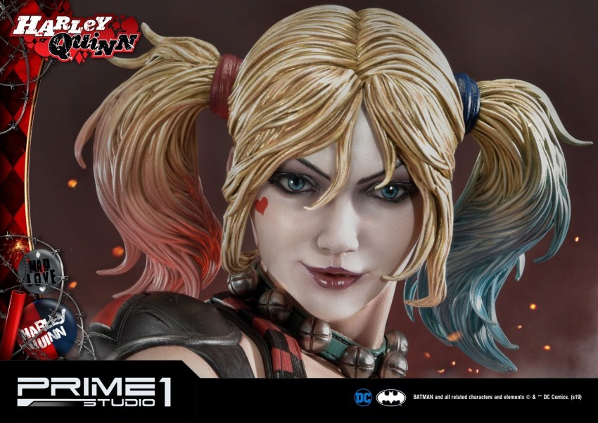 Behold Prime 1's new $1350 Harley Quinn statue, puddin' 33