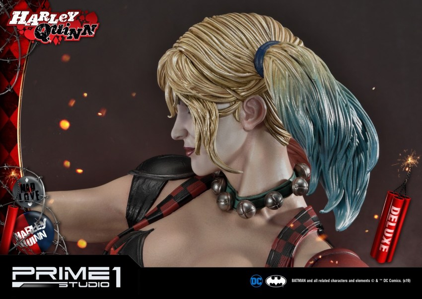Behold Prime 1's new $1350 Harley Quinn statue, puddin' 55