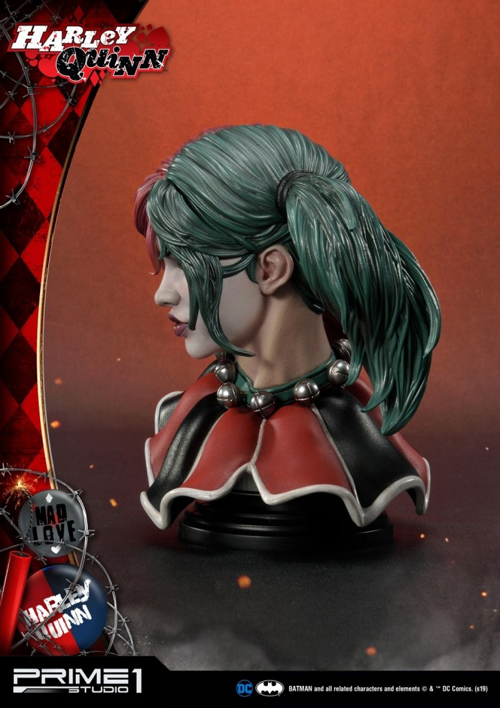 Behold Prime 1's new $1350 Harley Quinn statue, puddin' 57