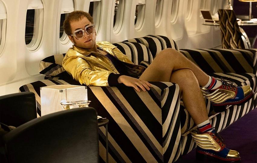 Watch Taron Egerton as Elton John in the first full trailer for Rocketman 5