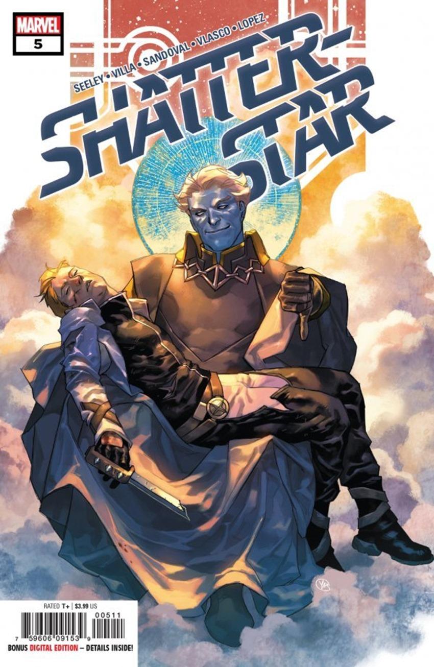 Shatterstar #5