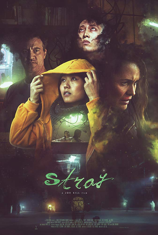 A young girl discovers her power in the supernatural sci-fi thriller Stray 4