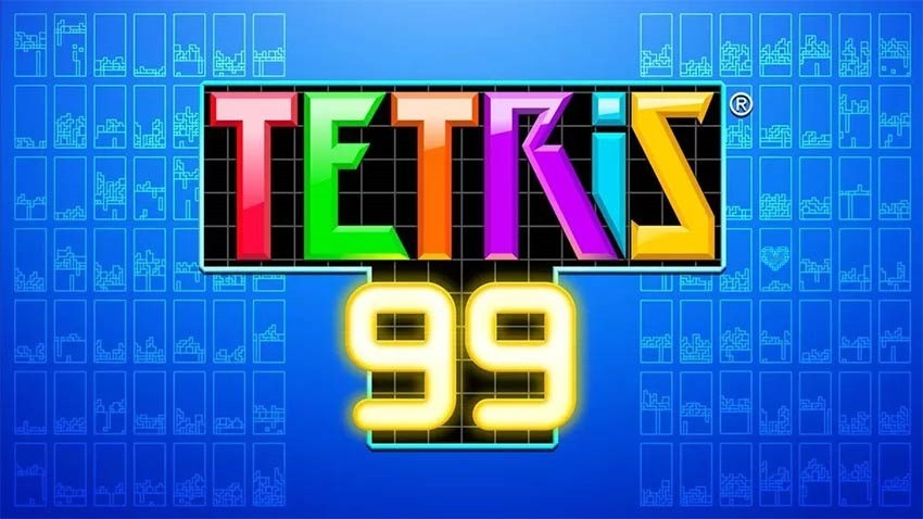 Tetris 99 is a new block-dropping Battle Royale for Nintendo Switch 2