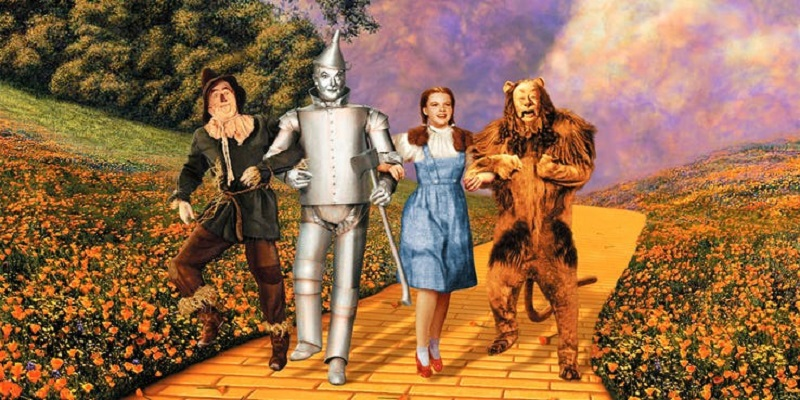 Legendary to produce a new TV series set in the land of Oz 3