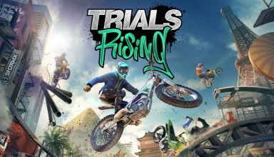 Trials Rising review - Please wear a helmet 7
