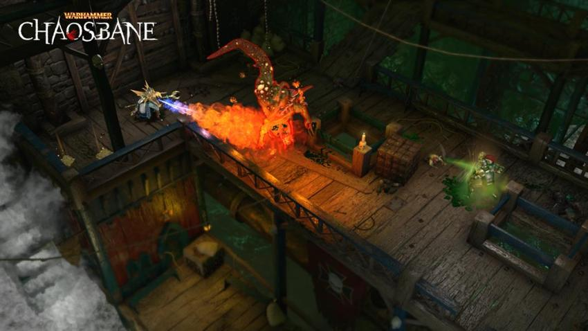 Warhammer: Chaosbane is taking a stab, hack and a slash at some Diablo RPG action 6