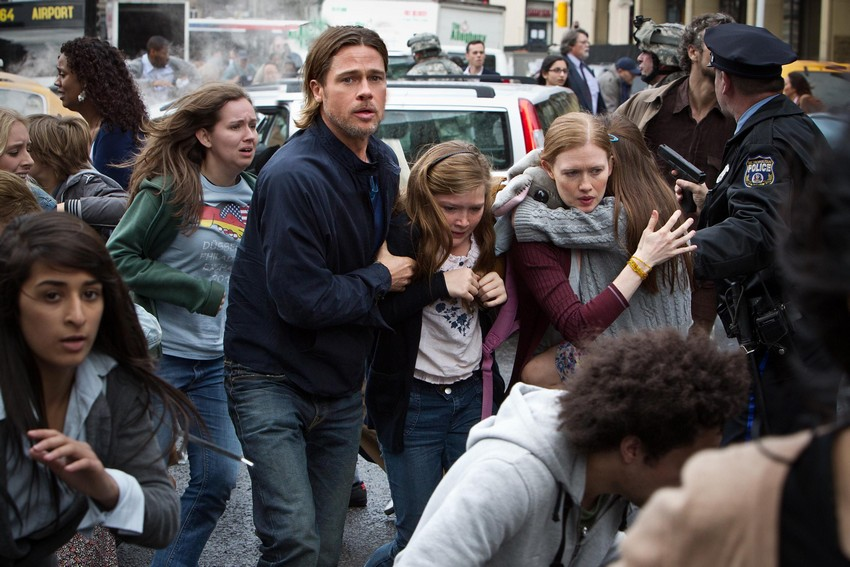 The World War Z sequel is officially dead 4
