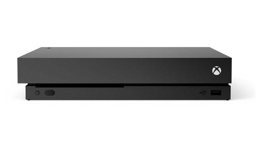 Xbox One X 1TB model