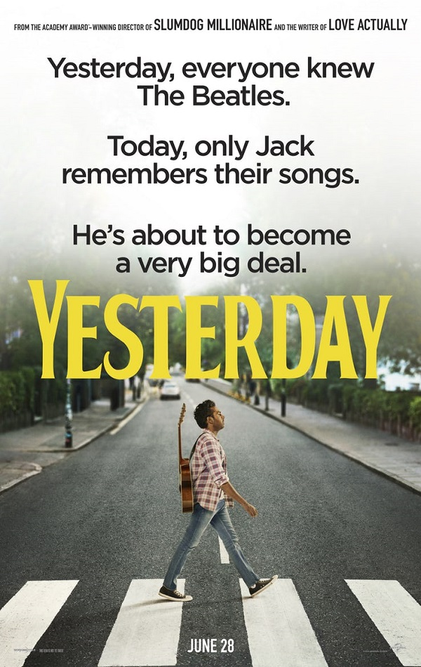 Imagine a world without The Beatles in this trailer for Yesterday 4