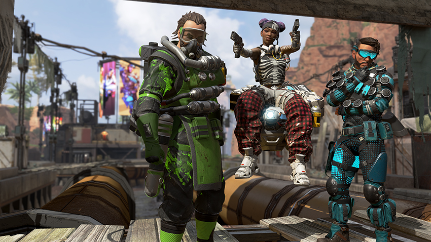 Apex Legends – New balance changes to Legends, hitboxes and weapons are on the way 4