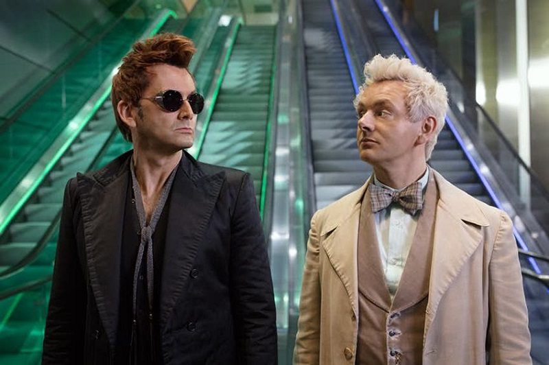Christian group petitions for Good Omens cancellation, messes up biblically 2