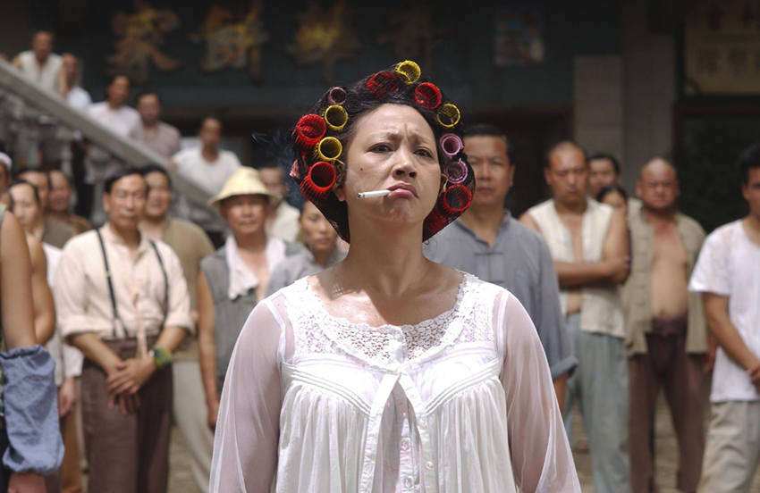 Stephen Chow officially working on a Kung Fu Hustle sequel! 4