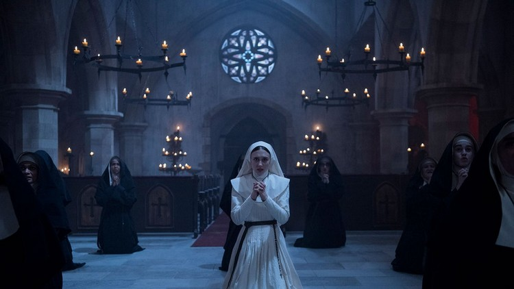 Horror home-viewing – The Nun, Winchester and Insidious: The Last Key reviewed 10