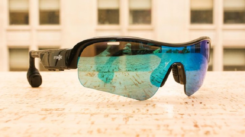 AfterShokz  now has sunglasses with bone conduction technology 3