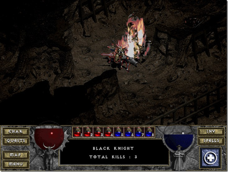 Diablo 1 Retrospective - Or How I Learned To Love The Loot 7