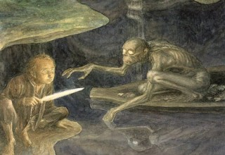 Lord of the Rings' Gollum to receive his own action adventure game 10