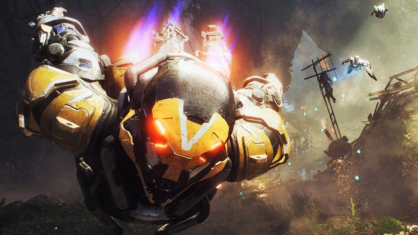Anthem originally had a much better and far more interesting story 8