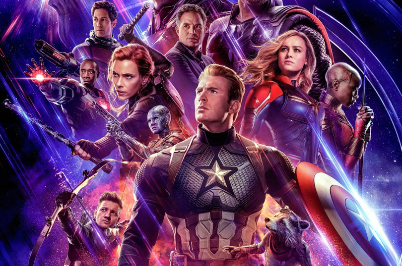 A pair of Avengers: Endgame opening day tickets has sold for $15 000! 4