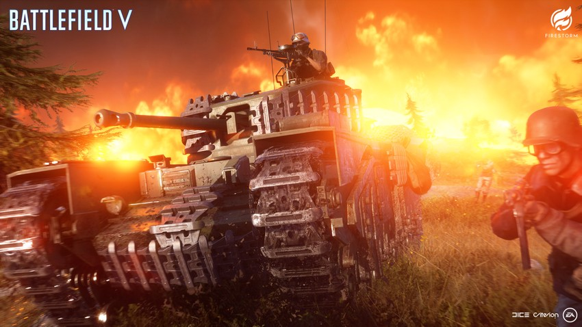First gameplay footage, full details for Battlefield V's Firestorm revealed 12