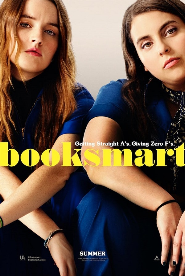 Two straight-A students have had enough of being good girls in this trailer for Booksmart 4