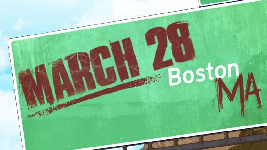 Gearbox teases Borderlands 3 reveal on March 28
