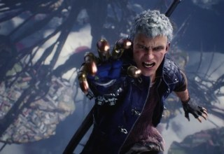 Devil May Cry 5 has some really exquisite acting 27