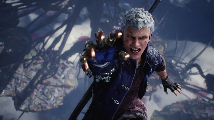 Devil May Cry 5 has some really exquisite acting 2