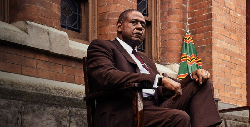 Forest Whitaker has changed in this trailer for Godfather of Harlem 5