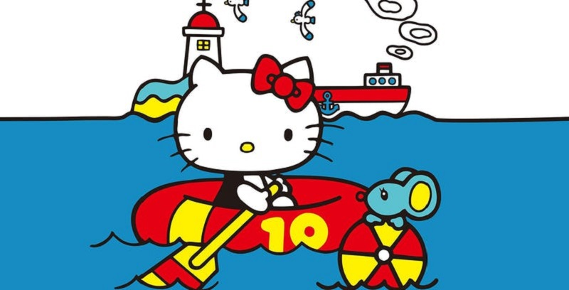 A Hello Kitty movie is in the works at New Line Cinema 3