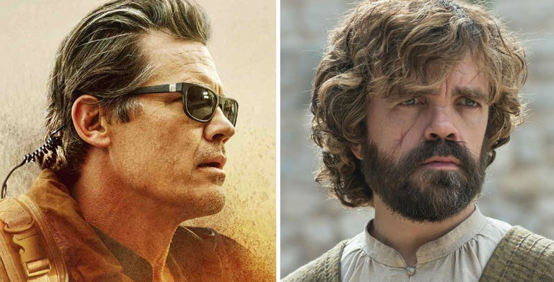 Josh Brolin and Peter Dinklage to star as mismatched Brothers in a new film. Sound familiar? 4