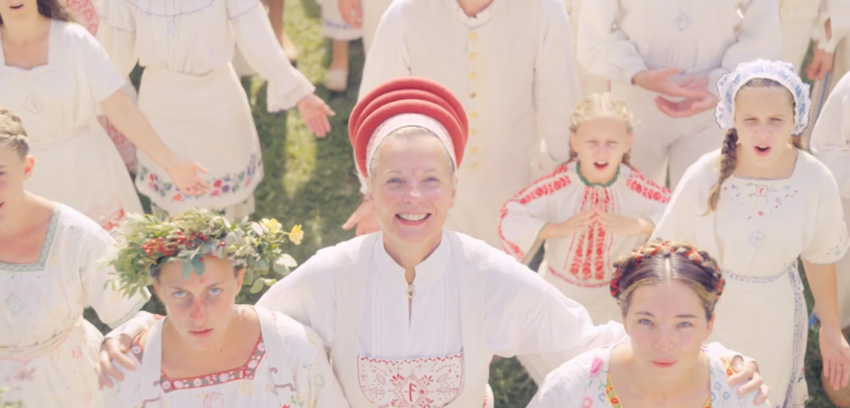 Watch: Hereditary director is back with creepy new film Midsommar 3
