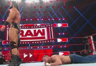 WWE RAW Results 25 March 2019 - Lunatic takes on Psychopath 6
