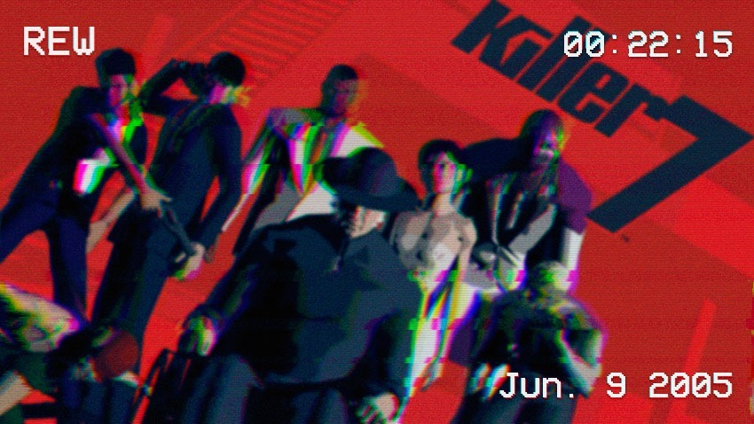 Rewind: killer7–A look back at Suda 51's surreal, eccentric classic 2