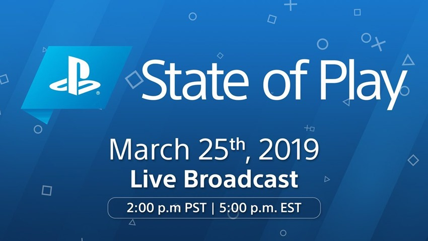 State of Play is Sony's new hub for PS4 and PS VR game announcements, first episode on Monday 16