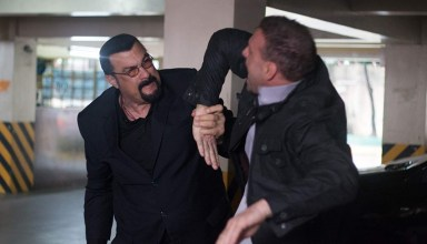 Steven Seagal is out to save the world again in this trailer for General Commander 25