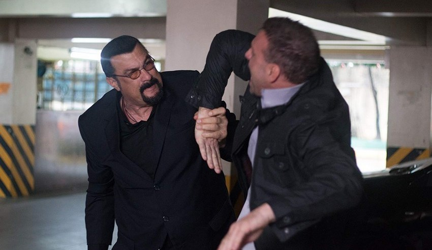 Steven Seagal is out to save the world again in this trailer for General Commander 8