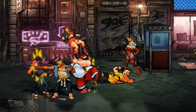Streets of Rage 4 gets its first gameplay trailer and I'm feeling nostalgic for some bare-knuckle action 5
