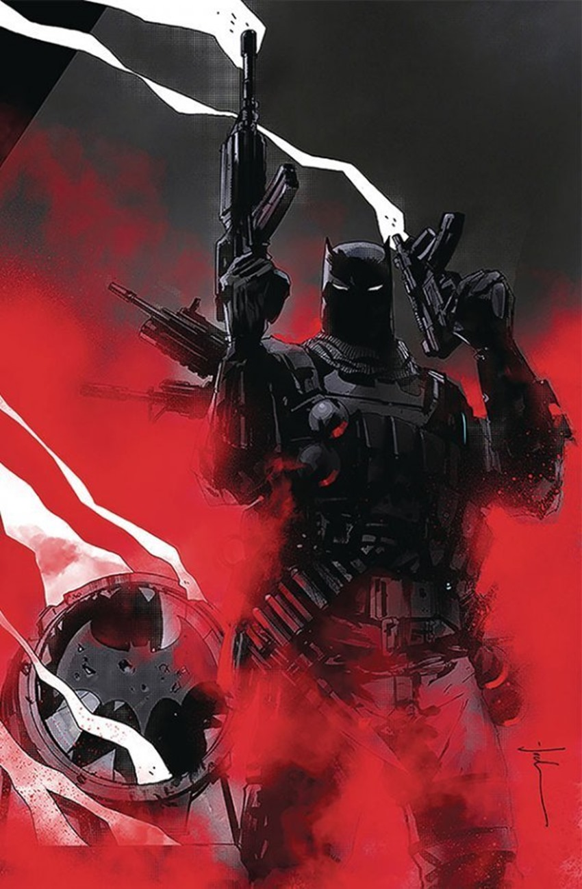 The Batman Who Laughs The Grim Knight #1