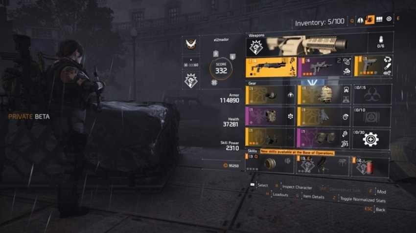 The-Division-2-private-beta-endgame-weapons-and-specializations