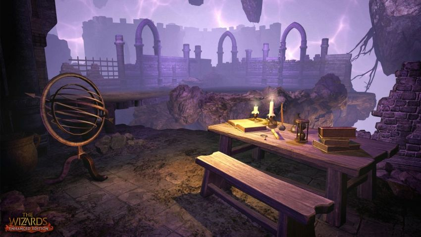 Wizards: Enhanced Edition review - A spellcasting snooze 2