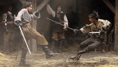 Netflix is making a modernised adaptation of The Three Musketeers 23