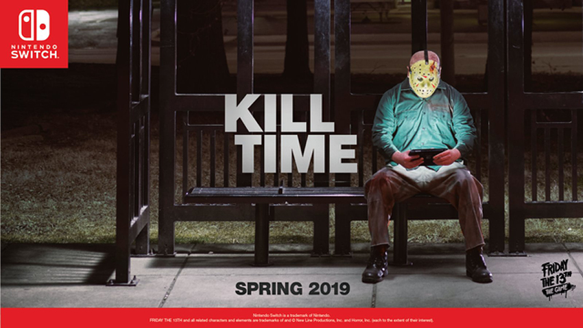 Jason Voorhees is hunting you on the Nintendo Switch this Spring 4