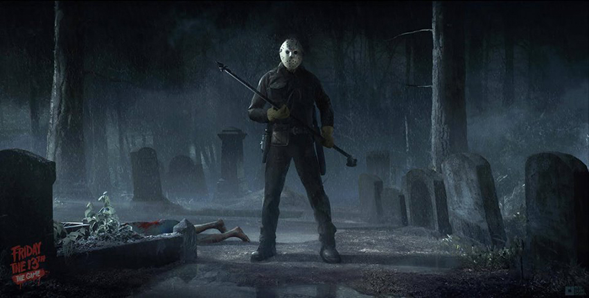 Jason Voorhees is hunting you on the Nintendo Switch this Spring 3