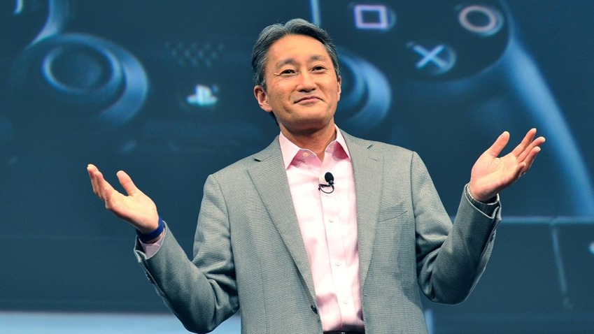 Sony boss Kaz Hirai announces he is retiring