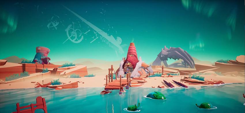 Heart Machine reveals their next game, Solar Ash Kingdom 6