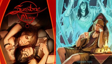 Sunstone: Mercy – As delightfully saucy and sassy as its predecessor 16