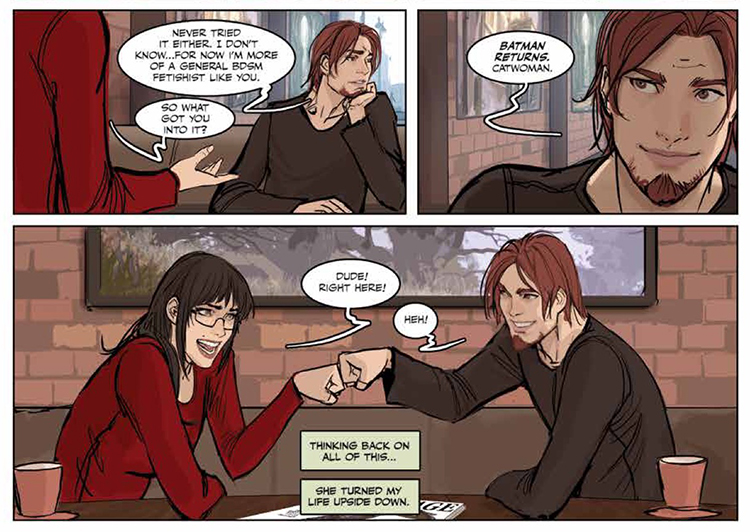 Sunstone: Mercy – As delightfully saucy and sassy as its predecessor 10